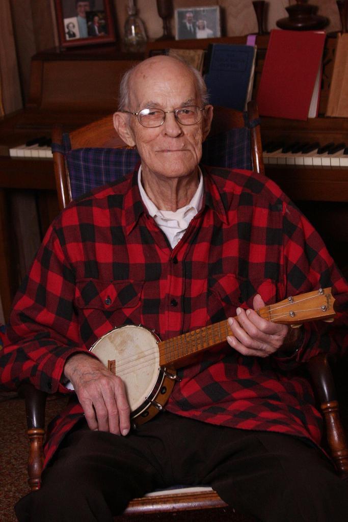 Grandpa Samuel